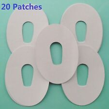 20 pieces Ultra-Thin Adhesive Patches Pre Cut fits for Dexcom G6 Nude Color