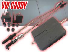 Seitenfenster Schiebetür Reparatursatz für VW CADDY III 3 (2003-2010) 11 TEILIG