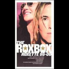 Roxbox 1981-2006 by Roxette (CD, Oct-2006, MSI Music Distribution) 4 CDS 1 DVD