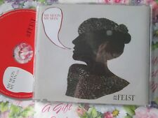 Feist ‎– My Moon My Man Label: Polydor Records  ‎– MYMOON1 Promo UK CD Single