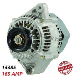165 Amp 13385 Alternator Toyota MR2 High Output Performance HD NEW