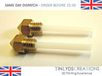 MK7/8 Extruder Nozzle 0.4mm CTC NOZZLE WITH PTFE IN THE NOZZLE-3D printer part