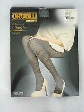 Oroblu Trend Strumpfhose M Green Mix OR2149005 Giorgia Baumwolle