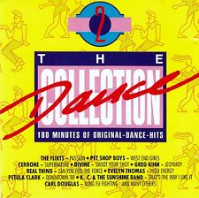 The dance collection-disc two/Various Artists/CD (Castle CBC 8001)