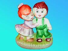 Deco - Figurine/Earthenware Children - Handpainted