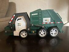 Matchbox WM Waste Management Garbage Truck w/ Sounds Tested & Working 2005