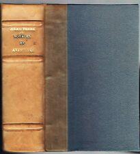 VOYAGES et AVENTURES du CAPITAINE HATTERAS Jules VERNE Illustré RIOU Col. HETZEL