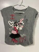 Disney Store Minnie Mouse Cotton Child's T-Shirt I ❤️ New York City Size XS 4