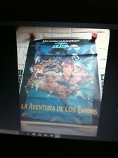 STAR WARS LA AVENTURA DE LOS EWOKS ORIGINAL POSTER 1984
