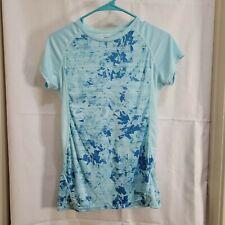 Marmot Top Blue Lightweight T-Shirt, Running, Workout, Medium M Exercise