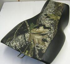polaris sportsman hawkeye camo / blk seat cover