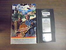 "USED  VHS Movie  ""The Adventures of Bob & Doug McKenzie"" Strange Brew   ""G"""