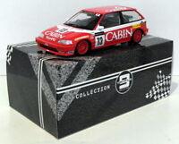Triple 9 1/18 Scale T9-1800107 - Honda Civic EF3 #13 Team Cabin - Macau GP 1988