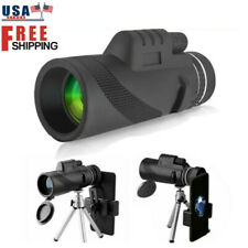 40x60 Optical Zoom Telescope Camera Lens with Phone Clip&Tripod Stand for iPhone