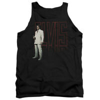 Elvis Presley WHITE SUIT Licensed Adult Tank Top All Sizes