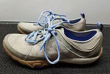 Merrell shoes Hiking Outdoor Select Move Comfort Womens size 6.5 Aluminum EUC