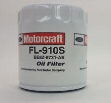 Motorcraft FL910S Engine Oil Filter Fleet Pack No Boxes