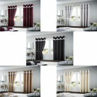 New Luxury Diamante lace  Decorated Oxy Top Ring Tie Back Curtains Door Panels