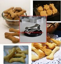 DOG'S favorite BONE SHAPE cookie cutter Fondant Biscuit Baking Mold High Quality