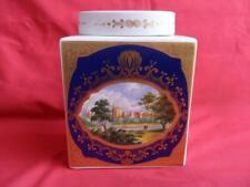 Royal Cauldon Bristol Tea Caddy