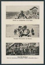 Palästinafront Hedschasbahn Asienkorps v. Frankenberg Proschlitz Mj. Solger 1917