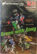 Green With Envy Motocross DVD