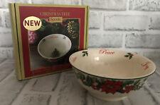 Spode Christmas Tree Annual Revere Bowl 2016 New In Box