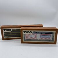 Vintage tyco ho scale train car reefer ralston purina co& Tracks new in box