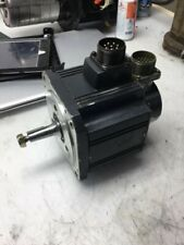 Mitsubishi AC Servo Motor, # HC103T-SZ w/ Encoder, Used, WARRANTY