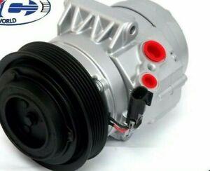A/C Compressor Fits Ford Fusion,Mercury Milan,Lincoln Zephyr 06-10 SP17 67670