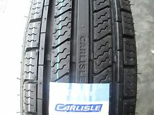 4 New ST 225/75R15 Carlisle Radial HD Trailer Tires 10 Ply 2257515 75 15 R15 E