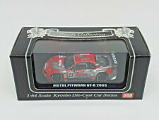 KYOSHO 1:64 BEADS COLLECTION - Nº 090 MOTUL PITWORK GT-R 2003 NISSAN SKYLINE NEW