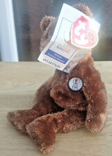 TY Champion the Beanie Baby Bear  FIFA World Cup 2002 TAGS UNITED STATES USA (F