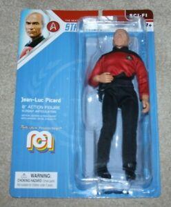 Star Trek TNG- Captain Jean-Luc Picard figure - Mego - New
