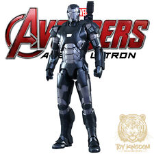 WAR MACHINE Mark II - Exclusive HOT TOYS Avengers 2: AOU MMS DIECAST 1:6 Figure