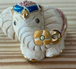 De Rosa Mini Elephant Figurine M06