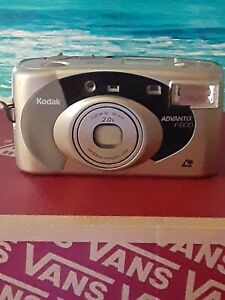 Kodak Advantix F600 APS Point and Shoot Film Camera