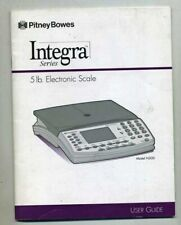 Manuals for Pitney Bowes Model N500 5 lb Scale