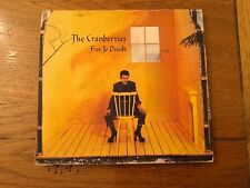 The Cranberries Free To Decide CD Single Digi Pack Rare