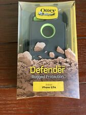 OTTERBOX 77-34338-DEFENDER SERIES RUGGED PROTECT-Belt Clip/Holster-iPhone 5 & 5S