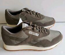 Reebok Classic Gray  Mens Running Tennis Shoes Size 10