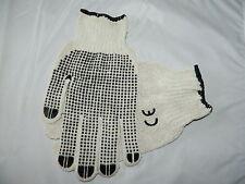 Single-Sided Dot Gloves Large