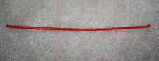 Vintage Mego Muhammad Ali Boxing Ring Original Rope Part - Red