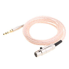 Durable Replacement upgrade Cable For AKG K141 K171 K181 K240 pioneer HDJ-2000