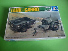 Italeri Tank+Cargo Trailers  Nr.229