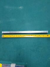 "1/2"" X 1/2"" X 12"" Square Key Stock Qty 2 Precision Brand Steel Grainger item 381"