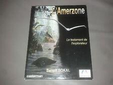 L'AMERZONE Le Testament de l'Explorateur  --   PC   -- Big Box