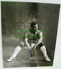 NITF ☆ Original ☆ Vintage ☆ NOT FOLDED ☆ Nike Poster ☆ Bo Jackson Cross-Training
