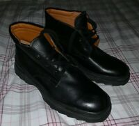 Tod's Mens Black Ankle Boots Size US 7