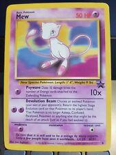 Pokemon Mew 8 Promo - Wizards of the Coast League - Mint - Englisch